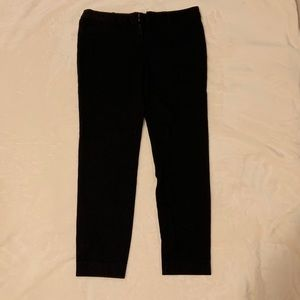 Old Navy Pixie women's black pants, size 8